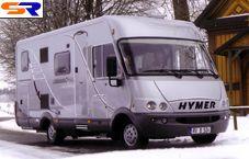 Европейцы приобрели 210 млн. автокэмперов - Hymmer