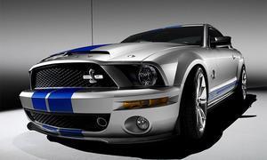 Самый производительный Форд Мустанг представили ДжиТи500KR