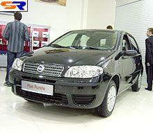 На Украине был замечен седан за 9990 euro - фиат