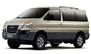 Прошла премьера микроавтобуса Хендай H-1