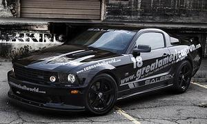 Saleen произвел 600-сильный С281 Extreme Ultimate Bad Boy Edition
