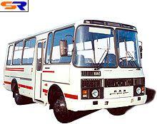 На Украине понижены расценки на автобусы ПАЗ - ПАЗ