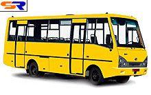 Автобусы I-VAN сейчас оборудованы независимым отопителем Webasto - I-VAN