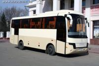 На основе «КАМАЗа» сделали туристический автобус