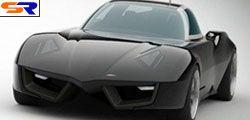 Итальянцы продемонстрировали концепт супер-кара Spada Codatronca