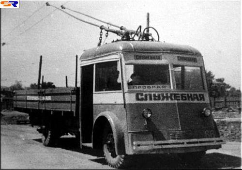 Троллейбусы могут быть различные… ФОТО