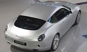 Zagato представляет особенную версию Мазерати GS