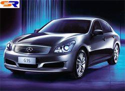 Infinity в первый раз будет в КНР на Шанхайском авто-шоу