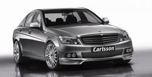 Carlsson преобразовал C-класс в  спорткар