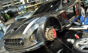 Супер-кар Castagna Aznom появился в Монако