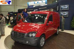"""Вэн от ГАЗ стал """"возможностью года"""" на выставке платного автомобильного транспорта"""