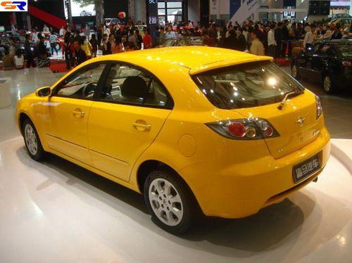 Китайцы продолжают «придумывать» машины. ФОТО