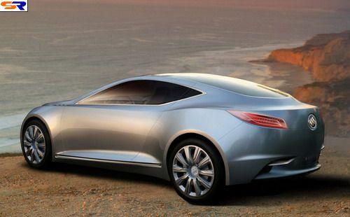 Концепт Buick Riviera. ФОТО