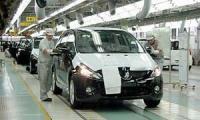 В первый раз за 1,5 года выпуск авто в Японии уменьшился