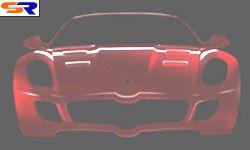Итальянцы сделали из Феррари 599 GTB гоночную автомашину