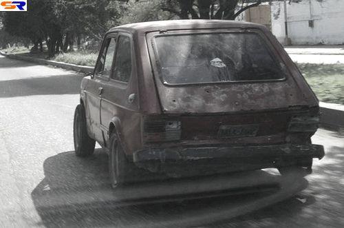 Автохлам. ФОТО