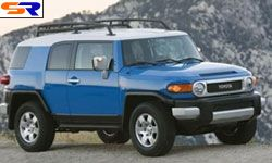 Тойота FJ Крузер объявлен самым лучшим кроссовером по словам ReviewCars