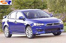 На выставке Kyiv Avtomotive Show будет представлен новый Mitsubishi Lancer 10 поколения - Mitsubishi