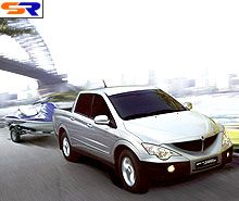 На Украине пройдет премьера нового авто СанЙонг - СанЙонг