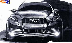 Премьера Ауди Q5 пройдет на автомобильном салоне в Женеве