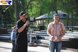 Вице-президент Клуба Тимур Спиров (справа) и основной