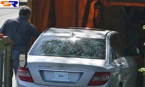 Вышли разведывательные фото Мерседес-Бенц C63 AMG 2009