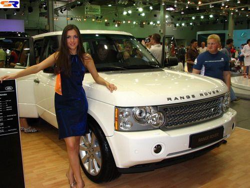 AutoShow Kiev 2007. ФОТО. Часть 1