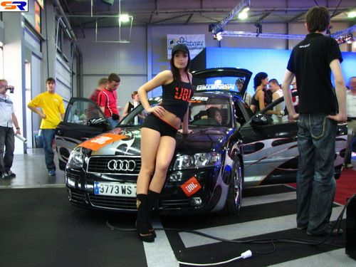 AutoShow Kiev 2007. ФОТО. Часть 2