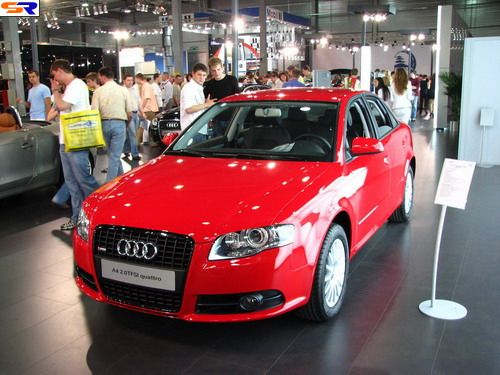 AutoShow Kiev 2007. ФОТО. Часть 3
