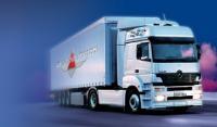 Из-за жары сдержат перемещение грузовых автомобилей