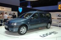 Дачия Логан MCV  доступна. А дизельный Логан будет реализовываться лишь таксистам!