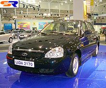 На Украине будет целый дилер и изготовитель АвтоВАЗа - ВАЗ