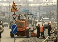 В Киеве отчасти урезано движенике автотранспорта на Столичной площади