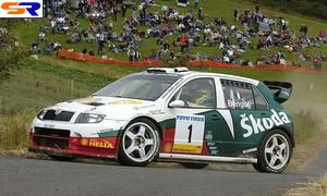 Шкода Фабия WRC