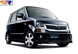 Мазда произвела модернизированный микровэн A-Z Wagon