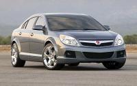 Официальные дилеры Дженерал Моторс убеждены, что Saturn Aura самый лучший выбор чем Тойота Камри либо Хонда Аккорд
