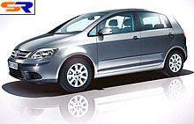 Фольксваген Гольф Plus объявлен самым лучшим компакт-вэном Kyiv automotive show 2007