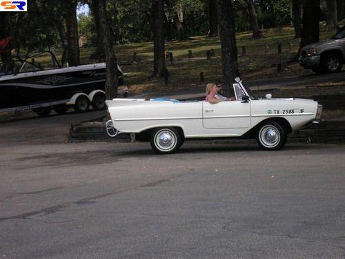 Автомобили-амфибии. ФОТО