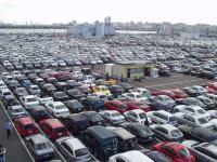 Украина занимает 9 место по числу приобретенных свежих авто