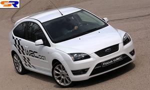 Форд Фокус WRC-S