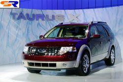 Форд возлагает надежды на Таурус