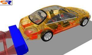 Мерседес-Бенц разрабатывает автомобиль-робот