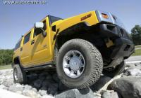 General Motors будет производить дизельный Hummer H2