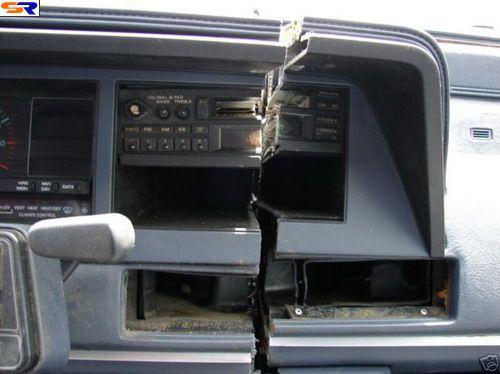Распилянный авто. ФОТО