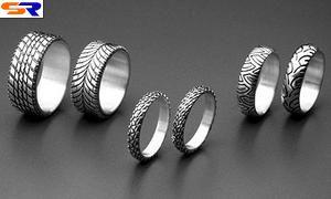 Для автолюбителей разработали особенные обручальные кольца