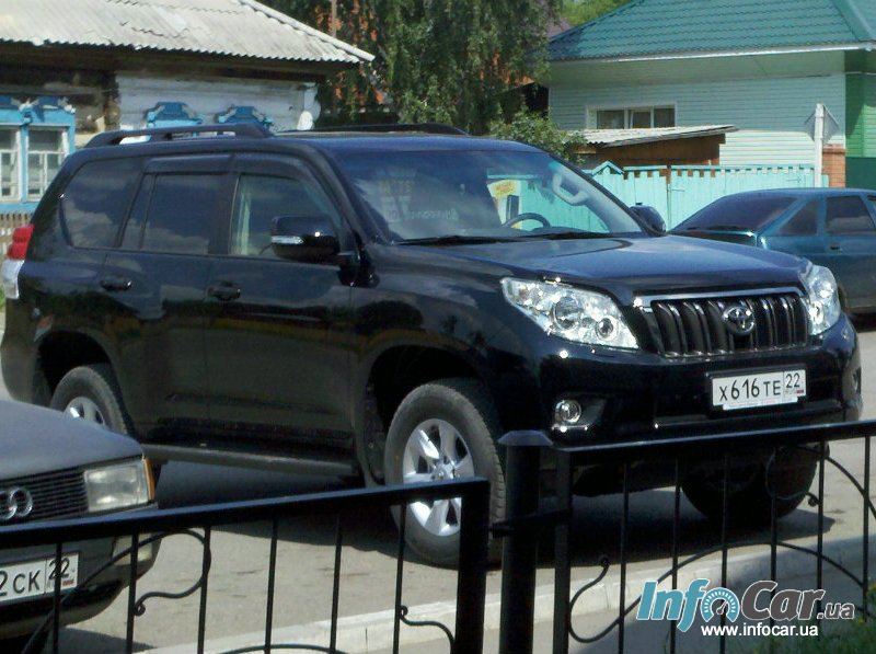 отзывы toyota land cruiser prado 150 2.7