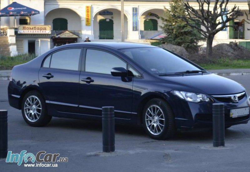 Хонда цивик фото 2008