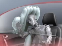 Шторки безопасности (Curtain Airbags)
