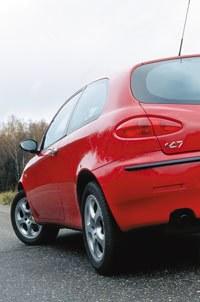 Разность температур. (Alfa Romeo 147) - фото 3