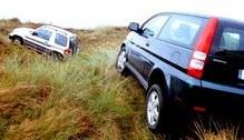 Проверка глазомера. (Mitsubishi Pajero Pinin) - фото 1